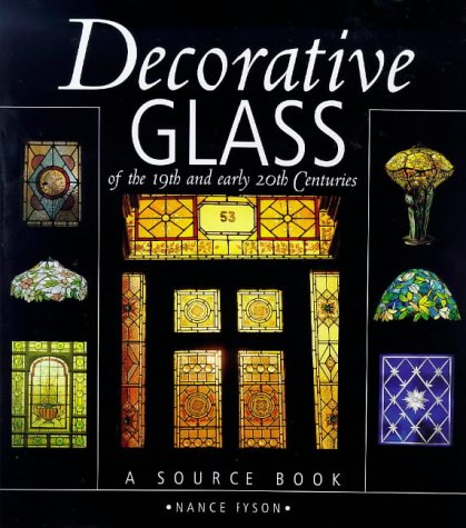 9780715304976: Decorative Glass of the 19th and Early 20th Centuries: A Source Book