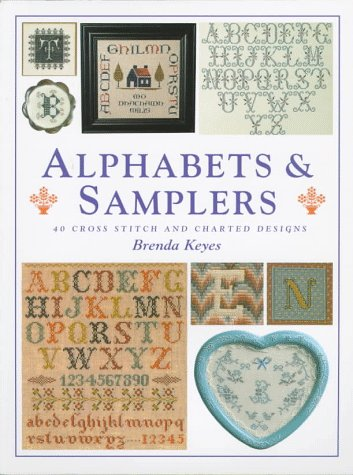 9780715305300: Alphabets & Samplers: 40 Cross Stitch and Charted Designs