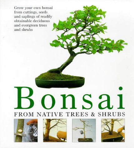9780715305379: Bonsai: From Native Trees and Shrubs