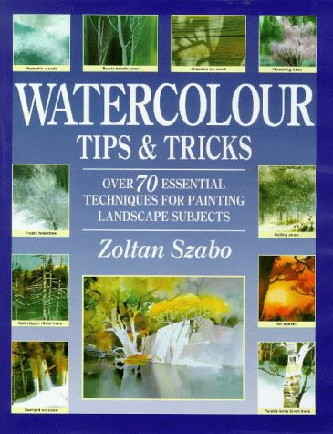 9780715305478: Watercolour Tips and Tricks: Over 70 Essential Techniques for Painting Landscape Subjects