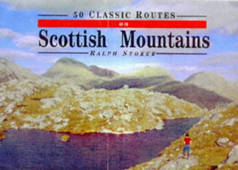 9780715305560: 50 Classic Routes on Scottish Mountains