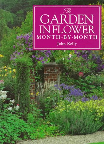 9780715305683: The Garden in Flower Month-By-Month (Month-By-Month Gardening Series)