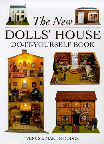9780715306161: The New Dolls' House Do-It-Yourself Book: In 1/12 and 1/16 Scale