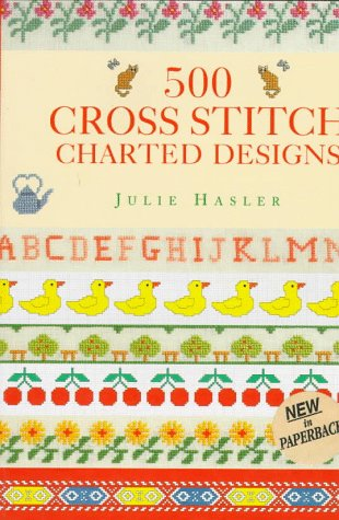 9780715306192: 500 Cross Stitch Charted Designs