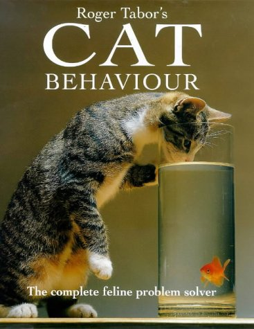 9780715306246: Roger Tabor's Cat Behaviour