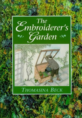 9780715306918: The Embroiderer's Garden (A David & Charles Craft Book)