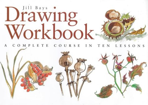 9780715307199: Drawing Workbook: A Complete Course in Ten Lessons (Art Workbook Series)