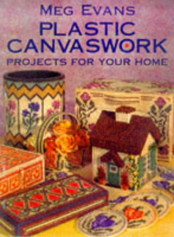 9780715307786: Meg Evans Plastic Canvaswork: Projects for Your Home