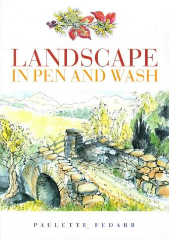 9780715307861: Landscape in Pen and Wash