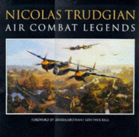 9780715307939: Air Combat Legends