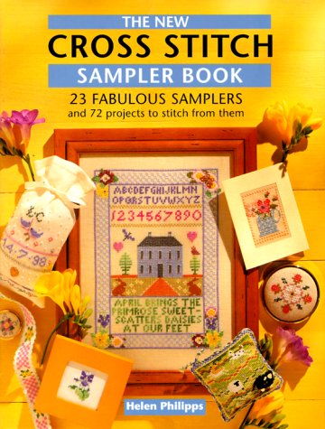 9780715307977: The New Cross Stitch Sampler Book