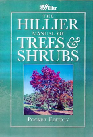 9780715308080: The Hillier Manual of Trees & Shrubs