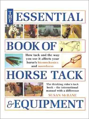 9780715308219: The Essential Book of Horse Tack & Equipment