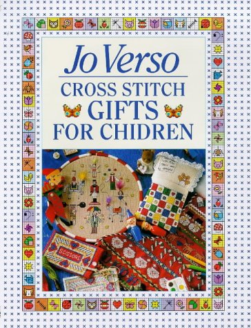 9780715308240: Jo Verso's Cross Stitch Gifts for Children