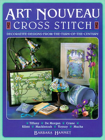 9780715308370: Art Nouveau Cross Stitch: Decorative Designs from the Turn of the Century