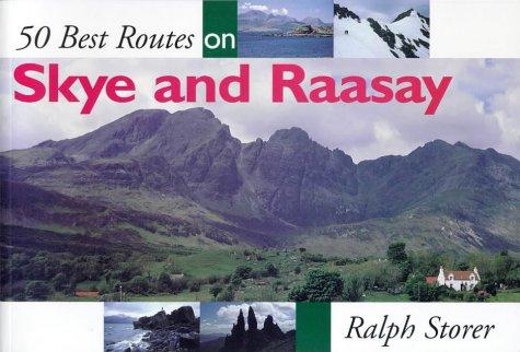 9780715308493: 50 Best Routes on Skye & Raasay