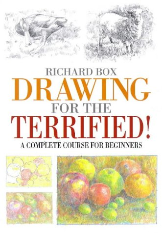 9780715308608: Drawing for the Terrified!: A Complete Course for Beginners