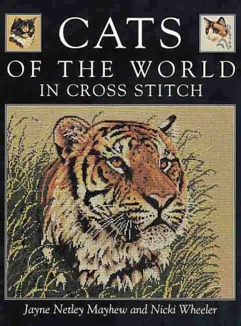 9780715309414: Cats of the World in Cross Stitch