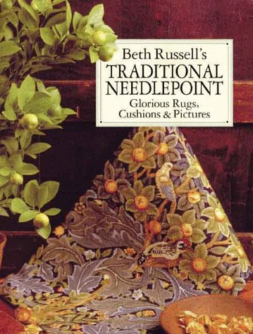 9780715309605: Beth Russell's Traditional Needlepoint: Glorious Rugs, Cushions & Pictures