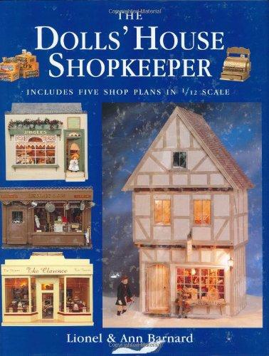 9780715309667: The Dolls' House Shopkeeper