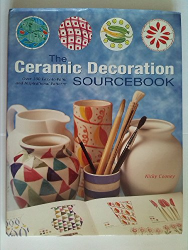 9780715310052: Ceramics Decoration Sourcebook: Over 300 Easy-to-paint and Inspirational Patterns