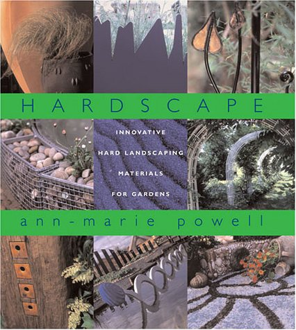 9780715310083: Hardscape: Innovative Hard Landscaping Materials for Gardens