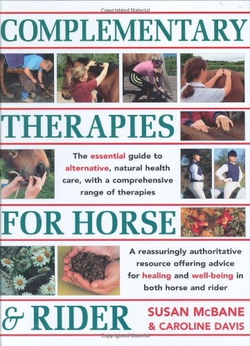 9780715310724: Complementary Therapies for Horse & Rider