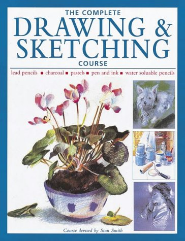 9780715310823: Complete Drawing & Sketching Course