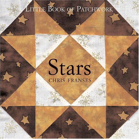 9780715310854: Little Book of Patchwork Stars