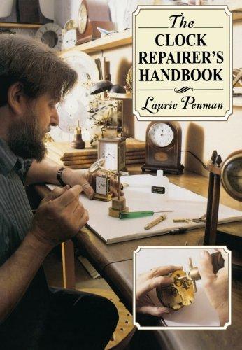 9780715311226: The Clock Repairer's Handbook