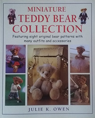 9780715311288: Miniature Teddy Bear Collection