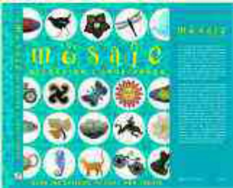 9780715311394: The Mosaic Decorator's Sourcebook: Over 100 Designs to Copy and Create
