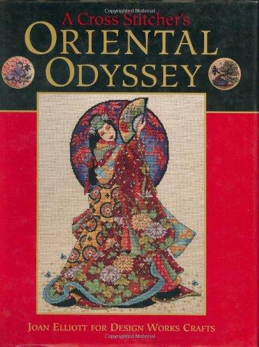 9780715311707: A Cross Stitcher's Oriental Odyssey