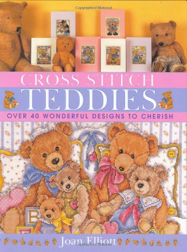9780715311967: Cross Stitch Teddies