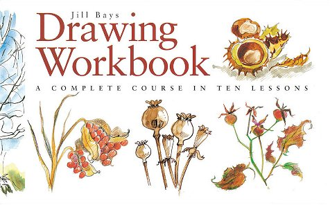 9780715312322: Drawing Workbook: A Complete Course in Ten Lessons (Art Workbook Series)