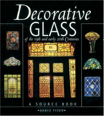 9780715312582: Decorative Glass of the 19th and Early 20th Century: A Source Book