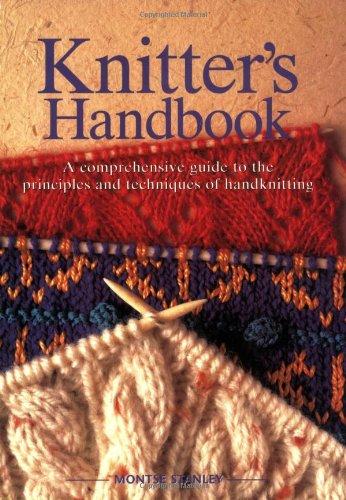 Knitter's Handbook (0715312863) by Montse Stanley