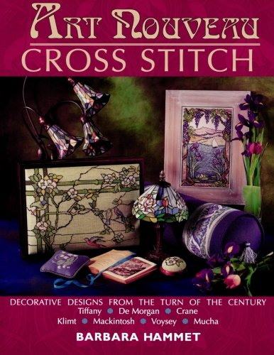 9780715313008: Art Nouveau Cross Stitch: Decorative Designs from the Turn of the Century