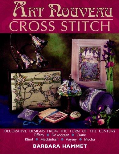9780715313008: Art Nouveau Cross Stitch