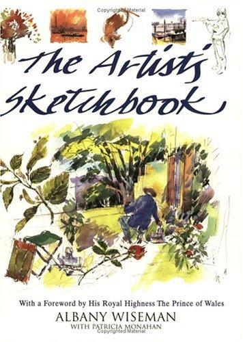 9780715313077: Artist's Sketchbook