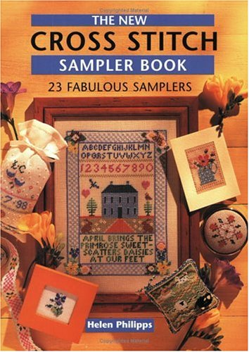 9780715313725: New Cross Stitch Sampler Book