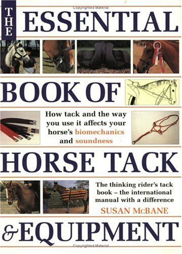 9780715313893: Essential Book of Horse Tack & Equipment