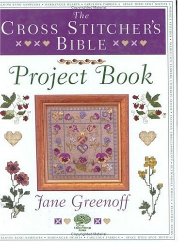 9780715314197: The Cross Stitcher's Bible Project Book