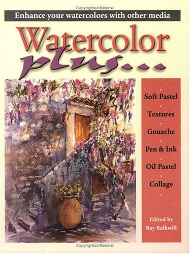 Watercolor Plus (0715314564) by Ray Balkwill