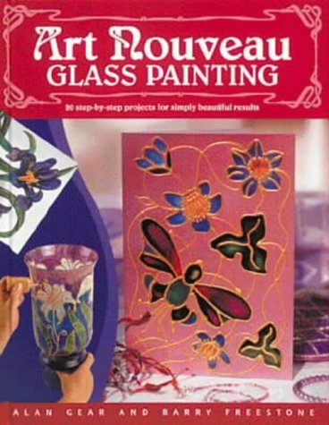 9780715314630: Art Nouveau Glass Painting Made Easy