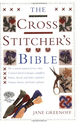 9780715314708: The Cross Stitcher's Bible