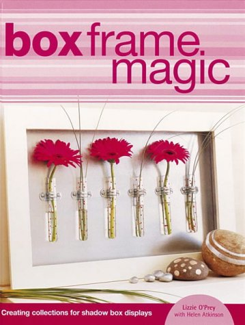 9780715314968: Box Frame Magic: Creating Collections for Shadow Box Displays
