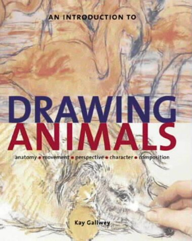 9780715315200: An Introduction to Drawing Animals