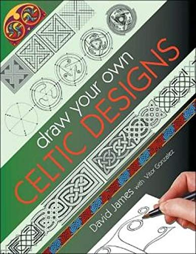 9780715315255: Draw Your Own Celtic Designs