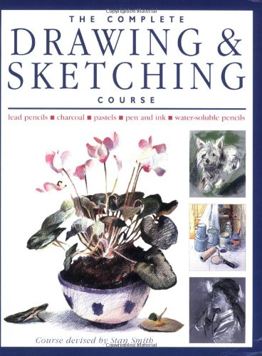 9780715315408: The Complete Drawing and Sketching Course
